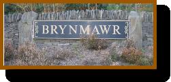 Brynmawr Sign